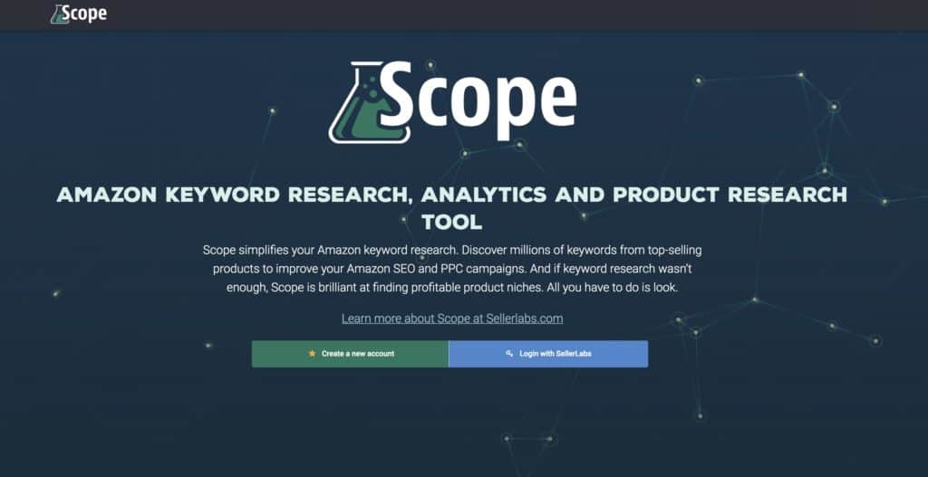 Scope by Seller Labs