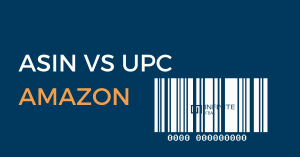 ASIN vs UPC Amazon