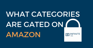 which categories are gated on amazon