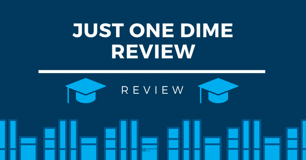 Just one dime review