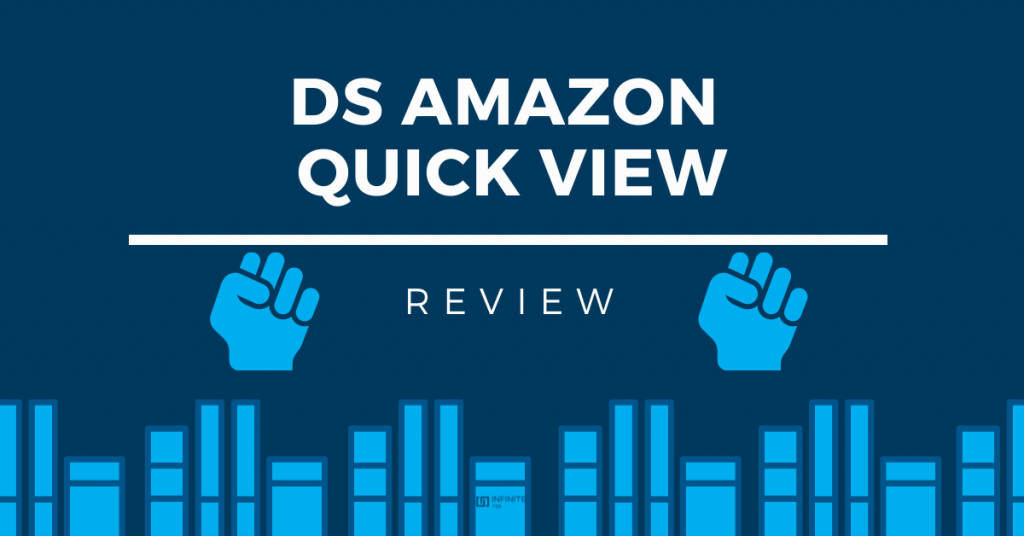 DS Amazon Quick View review