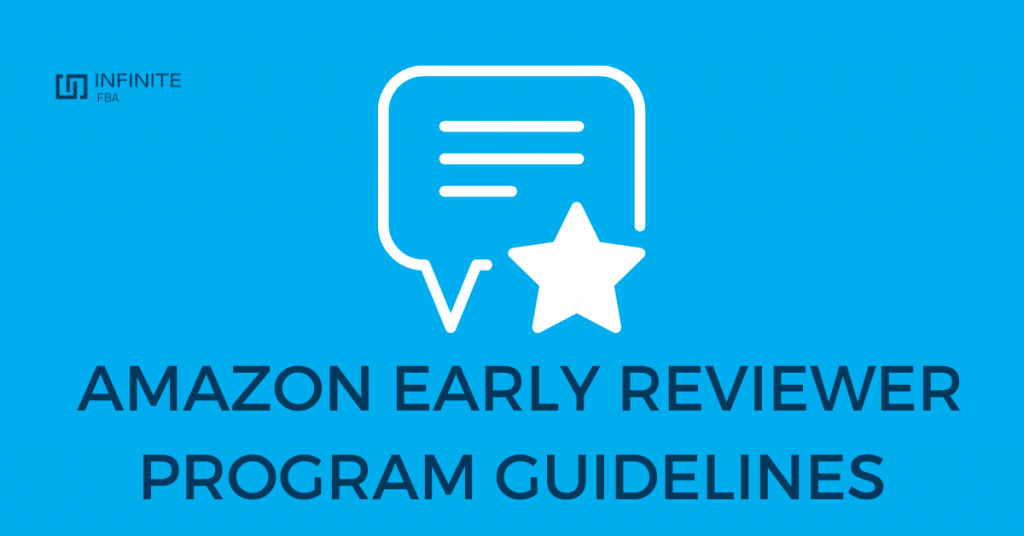 Amazon Early review guidelines