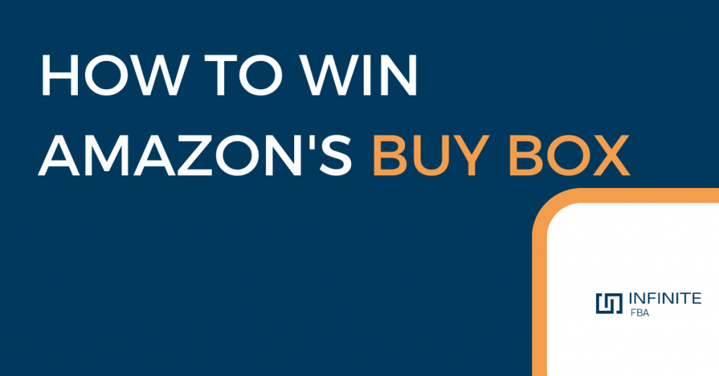 How to win Amazons buy box
