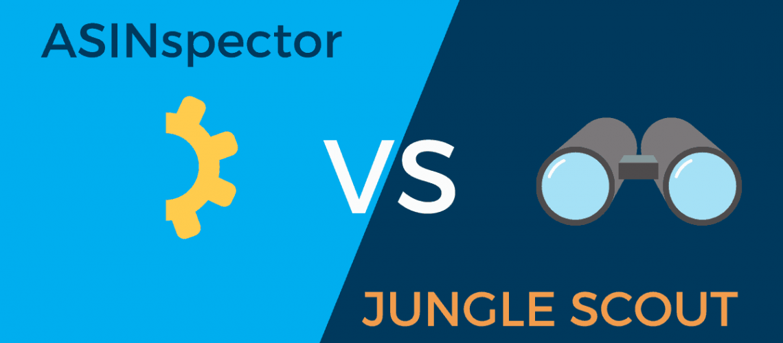 ASINspector vs Jungle Scout