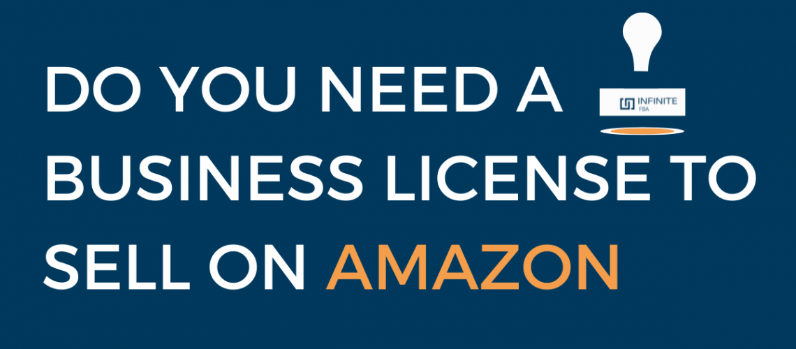 Do you need a business licence to sell on Amazon