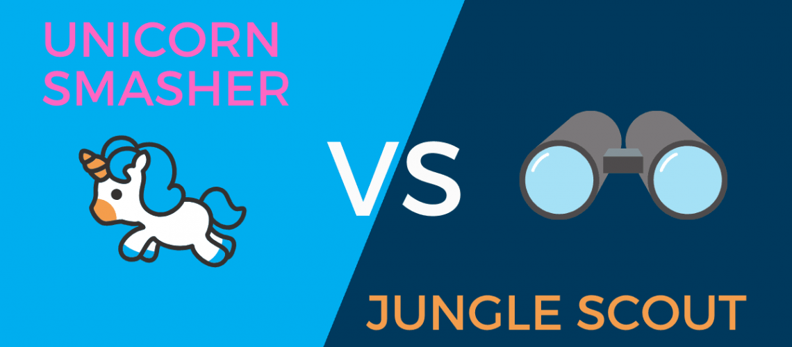Unicorn Smasher vs Jungle Scout